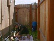 Blowing fördunklar Outdoors För Damunderkläder