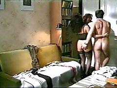 Heiße Dreier mit zwei schöne europa Porn Stars