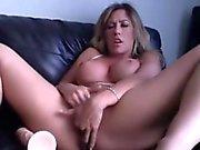 De Pornstar do capri Cavalli mostrar webcam em directo com brinquedo