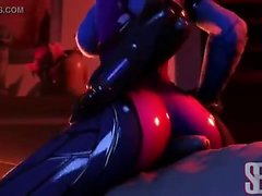 Overwatch - Buttjob