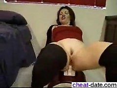Sybian ass orgasm - She is on cheat-meet