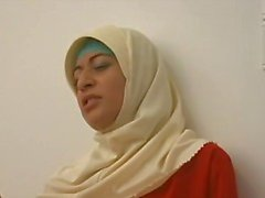 ARAB muslimi hijab Turbanli Girl 1 - NV