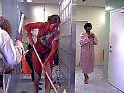 big brother denmark group shower