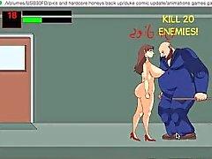 XXX Milf Professor fucks Game