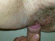 Seksikäs BBW vittuile miehensä