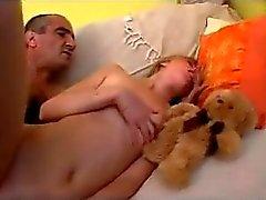 СТАРИК AND ДЛЯ ПОДРОСТКОВ Н11 блондинки волосатая Подростка
