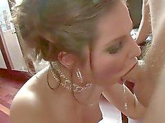 Bobbi Starr Frauen Spritzen