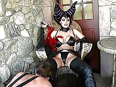 Fetish mistress strict slave training