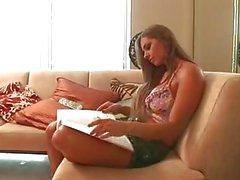 великолепна Esperanza Гомез она отделаны придурок хлопнула качестве она показывает ее прекрасное тонн
