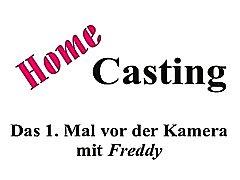 Amateur German strips for the camera KLBR Produktion