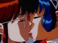 Hentai девушка трахается Shemale