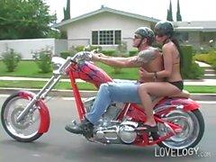 Hot Rides Randi Wright, Anal Brunette One