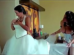 Lesbo Action # 1. ( Cougariin Brides )