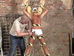 Asya Hunks gay seksi ilk köle Boy yapılan T içine baştan çıkardı