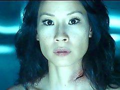 Lucy Liu Naakt