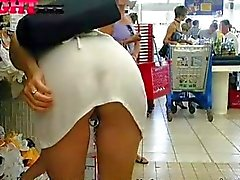 accidentales de Upskirts