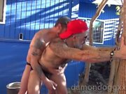 Damon Fucks Damian