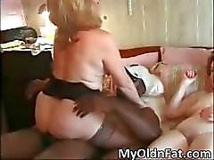 Big ass hot MILF gets moist twat part2
