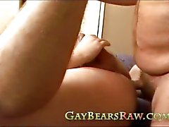 Gay Bear Anal Analslick