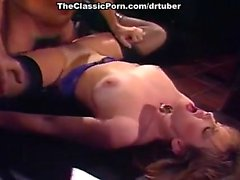 Taija Rae, Johannes Leslie in klassischer 80er Porn Video bei Johannes