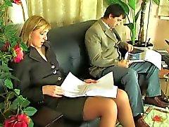 anställningsintervju