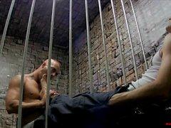 Adoración la prisión de Pie y Pie de trabajo LA LANZA HART de JESSIE de COLTER