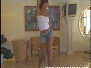 Karla Spice танца на пилоне