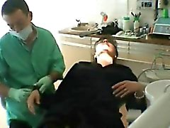 French amatrice moglie abusati di fucks il dentista mentre il h