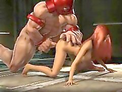 Juggernut Plows Jean Grey - Incredible 3D anime xxx clips