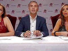 Nikki Benz y Tori Black habilidades juzgar mamada en DPStar 3 Audition 2 Ep