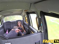 Fake Taxi Petite body and big tits takes big cock in deep an