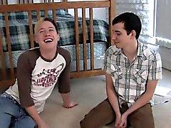 beso muchacho tubo de del sexo la primera vez que Chris miraba de grasa difíciles de Set
