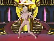3D MMD Weekender Girl - Atago