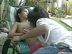 filipina teen girl fucking