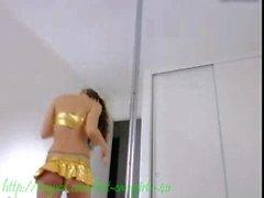 Hot Teen Masturbating on Webcam