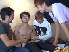 Gays japoneses chupan