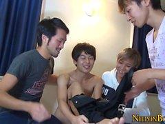 Gay giovani giapponesi schifo