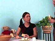 Del hermanastro de seducir alemana media hermana quieren follar de cocina