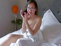 image Filipina 18 joyce moans while she rides a pinoy cock