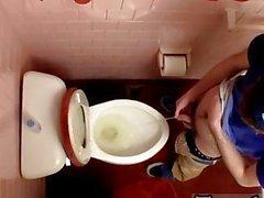 Tuvalet Çanak Video In kızgın boy ile Eşcinsel hükümsüz Yükleme boşaltma