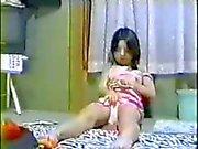 Japanilaisten nuoria Suloinen tyttö Masturbation piilotettuja esitys