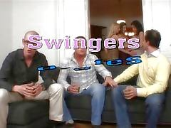 Amerikanskt Swinger Orgies