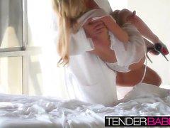 Таши Reign начнет ее день с нежным светом утреннего секса