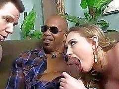 Kagney Linn Karter und ihrem erbärmliche cuckold