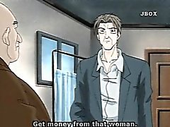 Bigboobs hentai mom hot fucked by her boss