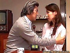 Juri in Yamaguchi asiatischer Modell gibt part6
