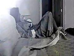 Meine geile Mutter nach hidden cam in ihrem Schlafzimmer verfangen