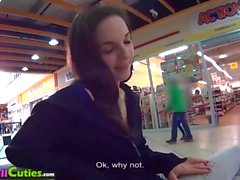 MallCuties Girls cheating their boysfriends for free shopping compilation