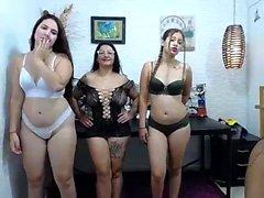 Amatööri brunette lesbo porno tähteä webcam