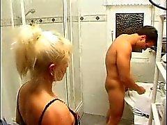 Banyo oral seks !